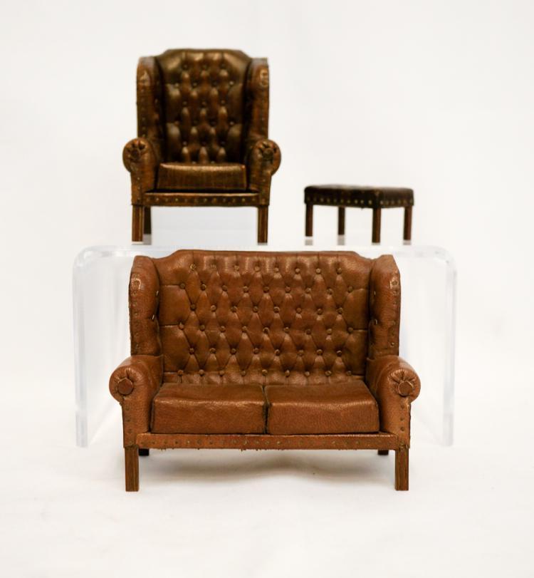 Peter Davies Dollhouse Miniature Furniture