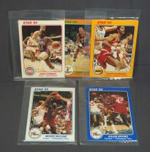 1985 Star Basketball Supers