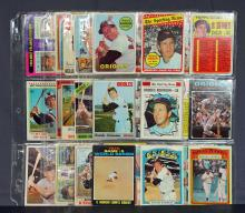 Brooks Robinson Baseball Cards
