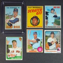 Carl Yastrzemski Baseball Cards