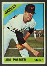Jim Palmer 1966 Topps #126 Rookie Card