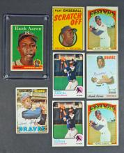 Hank Aaron Baseball Cards