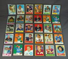 Vintage Football Cards including Rookie Cards