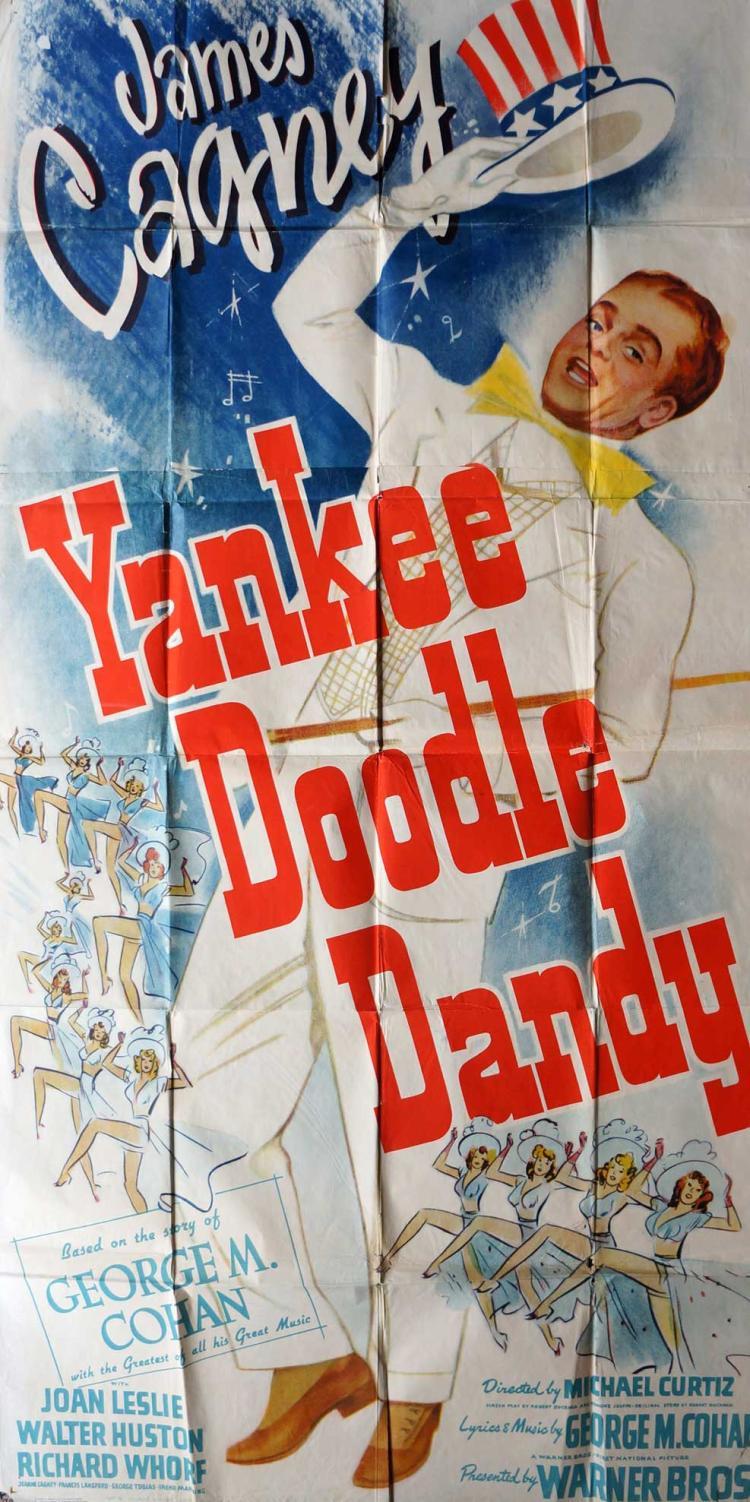 Yankee Doodle Dandy (Warner Bros., 1942) Poster