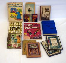 Children's Book Lot, Early 20th C