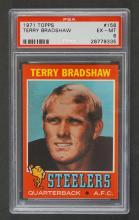 1971 Topps Terry Bradshaw RC PSA 6