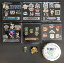 Seattle Mariners Collection Limited Edition Pins