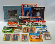 Collection of Hydroplane Racing Memorabilia