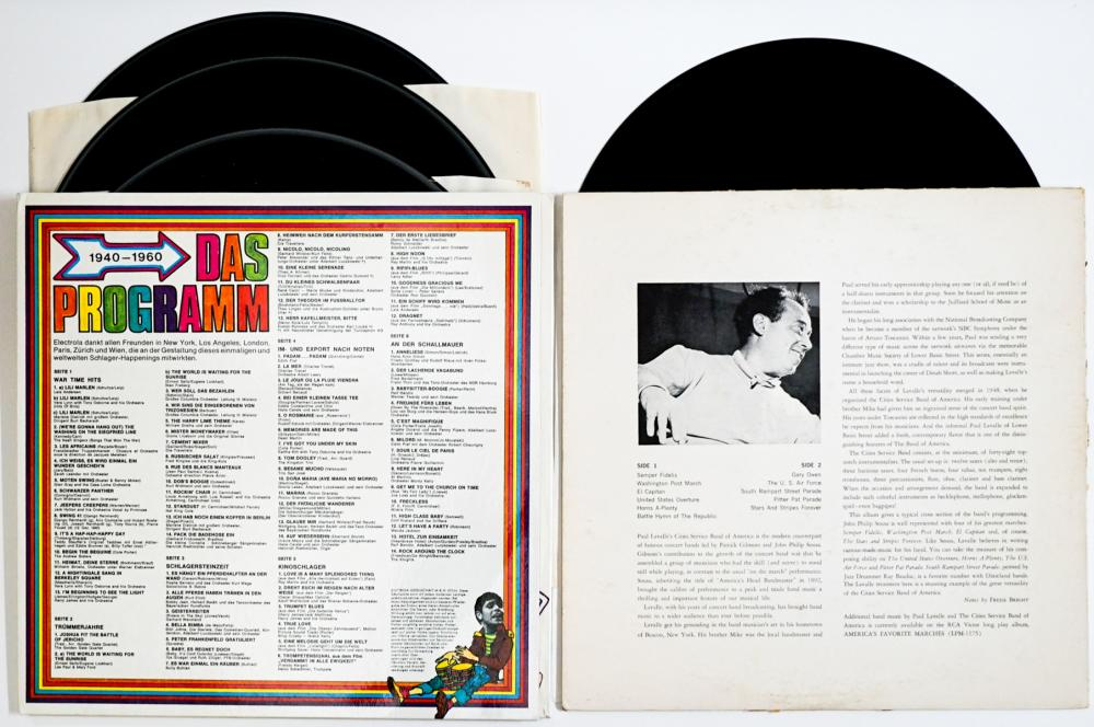 Jazz; Instrumental (18) Vinyl LP's