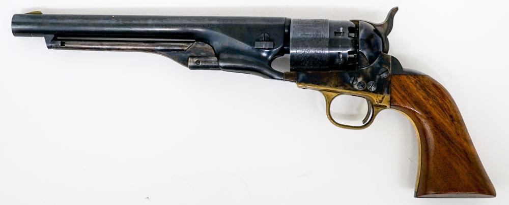 Model 1860 Army .44 Italian Replica