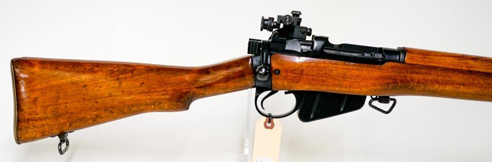 BRITISH No4MK2 SMLE .303 FAZAKERLY ARSENAL 1955