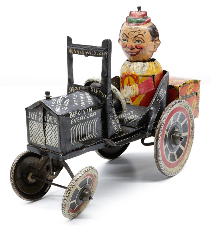 Marx Wind-Up Joy Rider