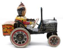 Lot 2: Marx Wind-Up Joy Rider