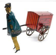 Lot 8: Lehmann Express Friction Toy Made in Germany
