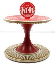 Lot 14: Coca-Cola Hi-Fi Record Holder