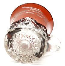 Lot 12: Dempsey Gibbons Boxing Souvenir Glass