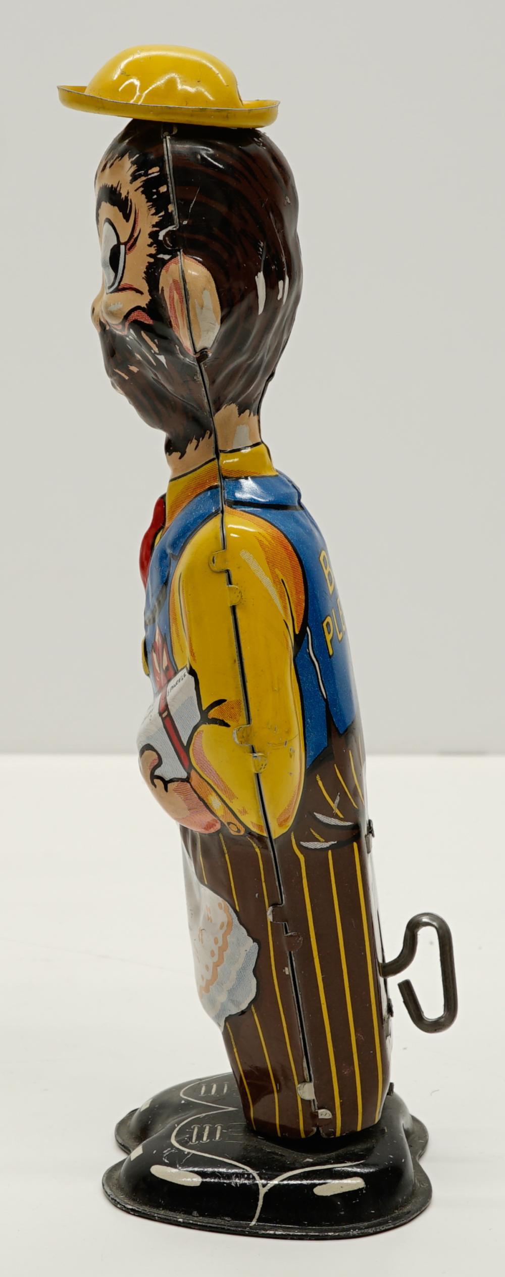 Lot 18: Marx B.O. Plenty Tin Toy Wind-up Toy