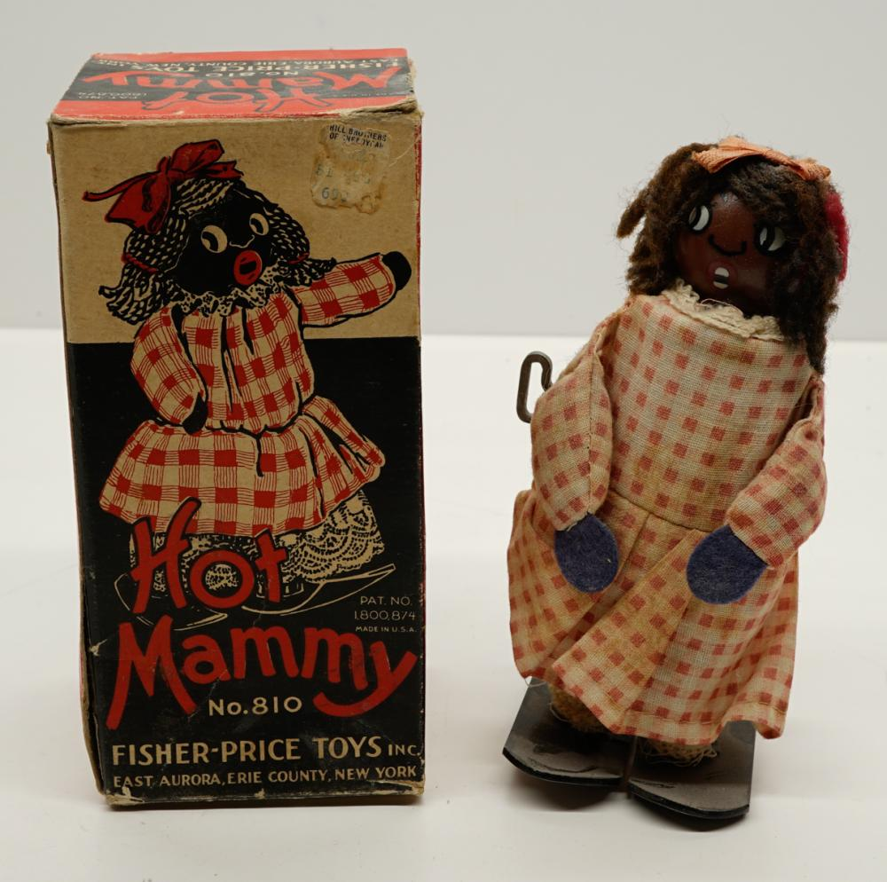 Hot Mammy Fisher-Price Wind-Up Toy with Box