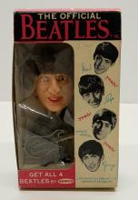 Lot 32: John Lennon Remco Doll in Box