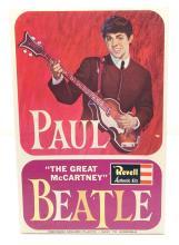 Lot 36: Paul McCartney Revell Model Kit Mint in Box