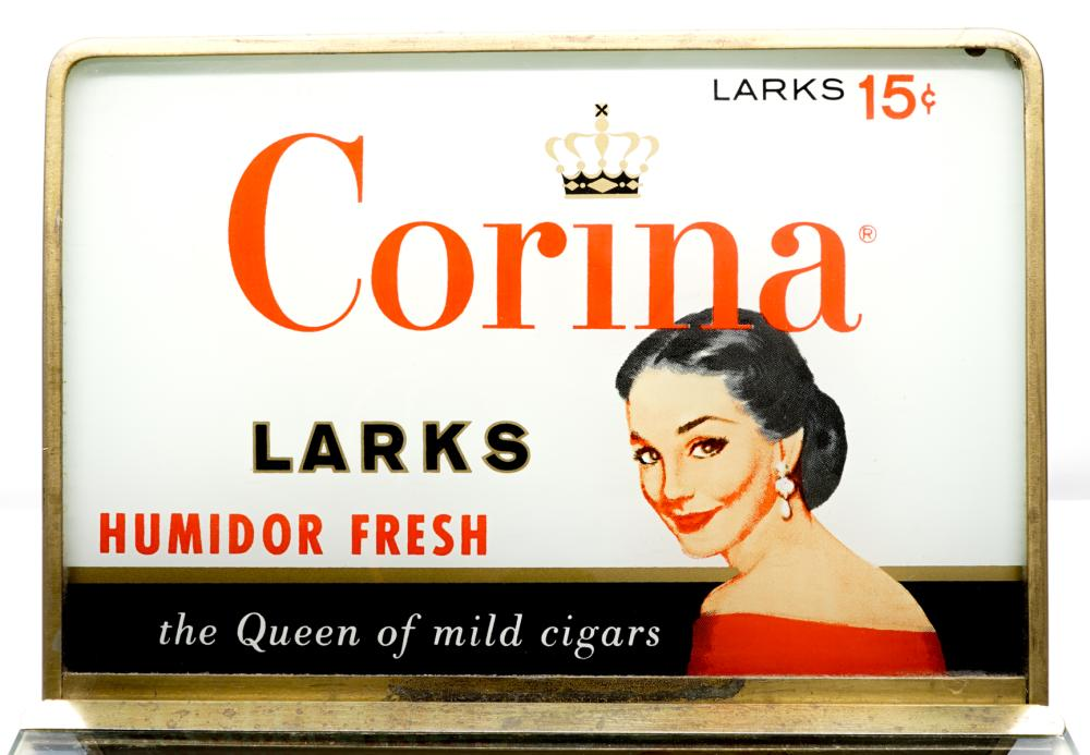 Lot 37: Corina Cigar Humidifier