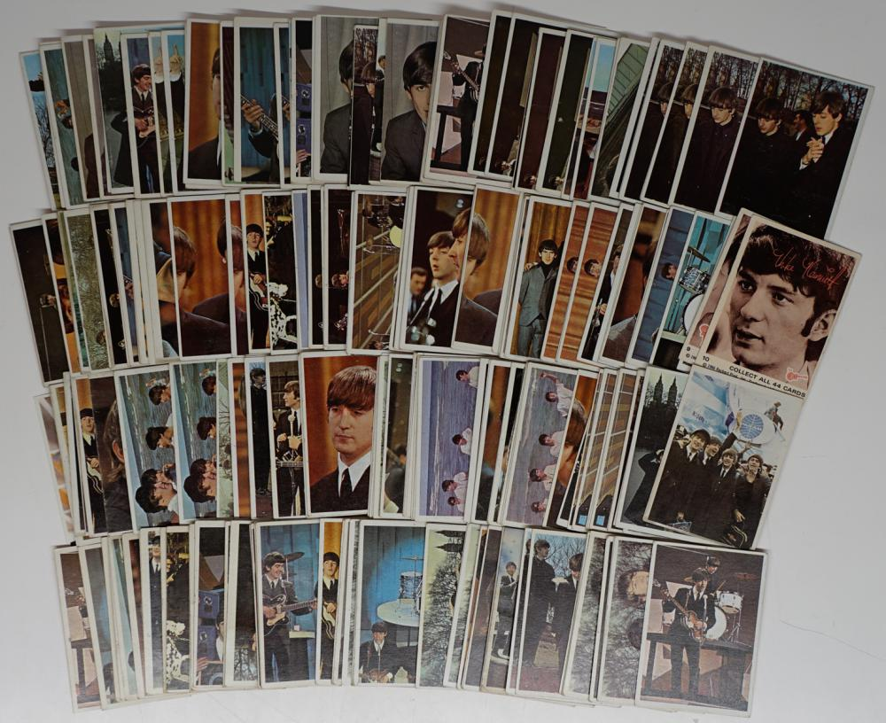 Beatles Color Cards (227)