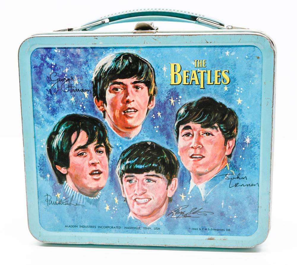 Beatles Lunch Box