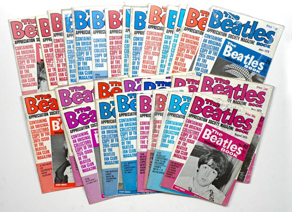 The Beatles Magazine Books (28)