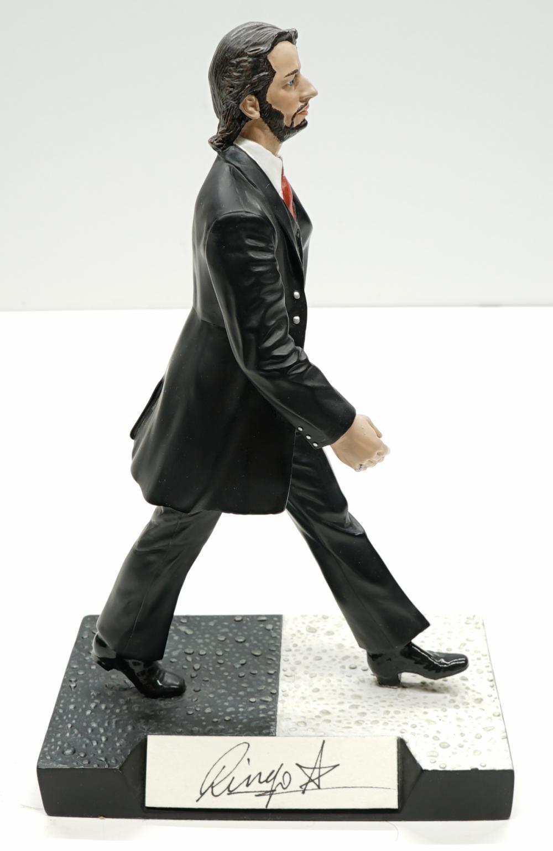 Ringo Starr Signed Gartlan Figure Beckett LOA