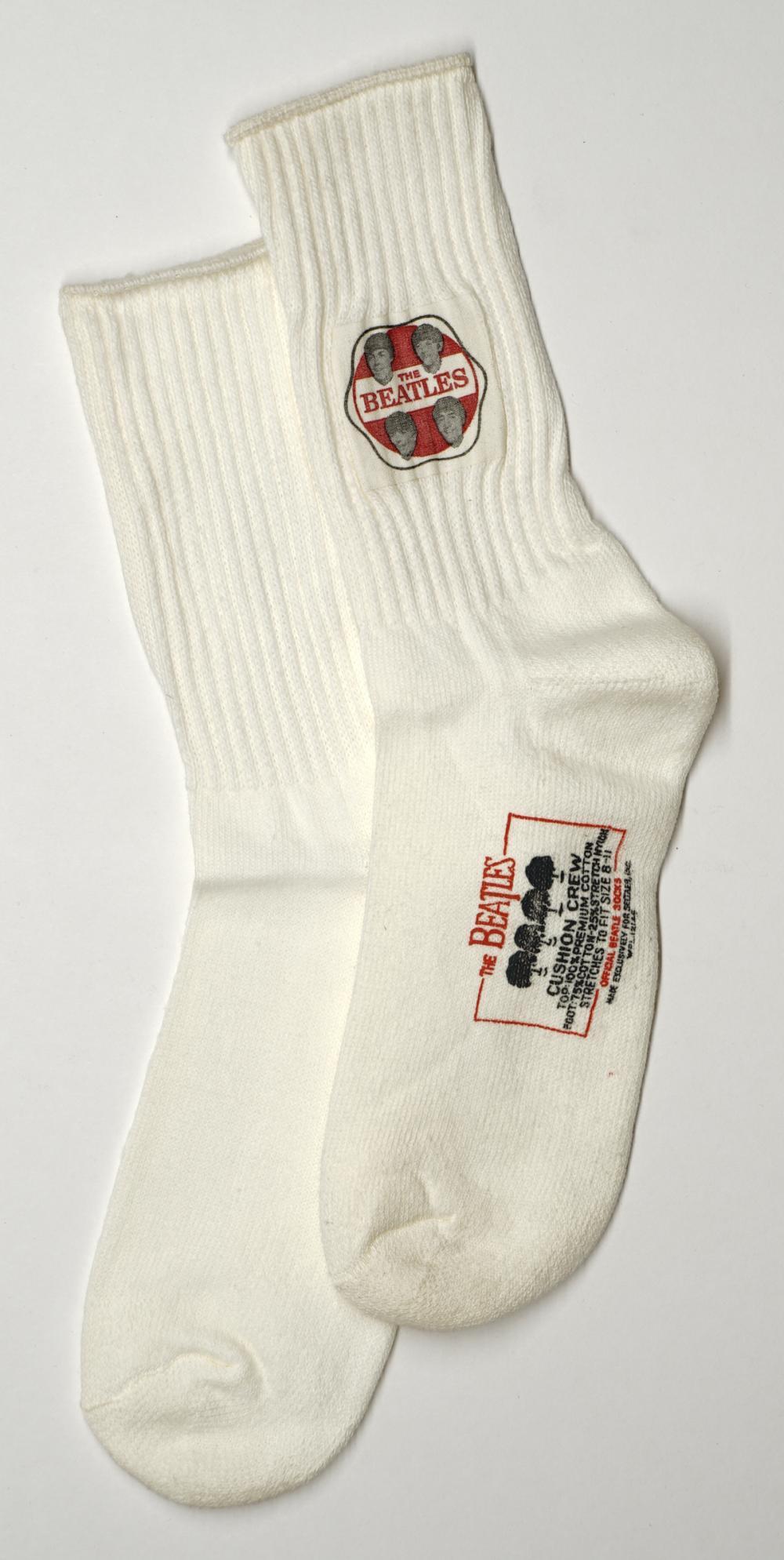 The Beatles Crew Socks Never Worn