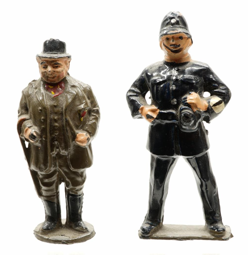 Lot 165: Lead Figures (6)