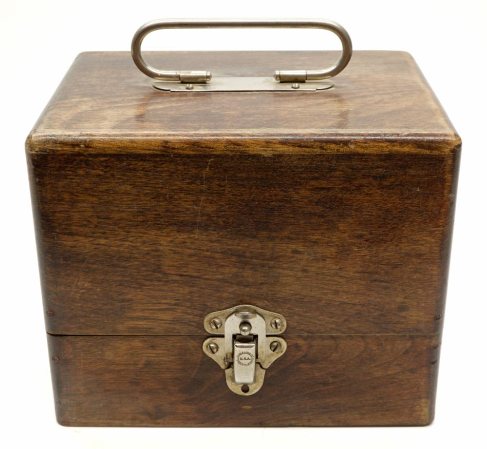 Lot 170: Swartchild Watchmakers Staking Set in Box