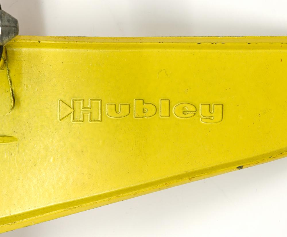 Lot 184: Hubley Flying Circus Airplanes (3)