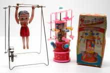 Lot 189: Two Japanese Windup Toys
