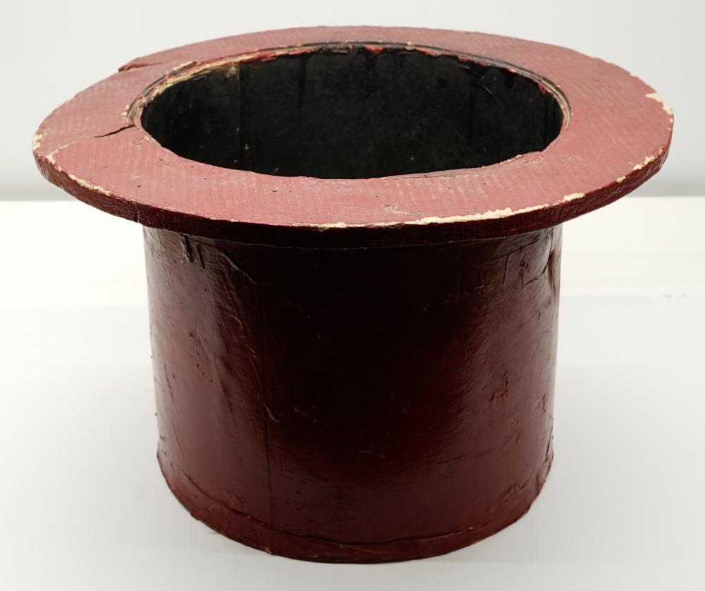 Lot 193: Magicians Hat with Secret Compartment