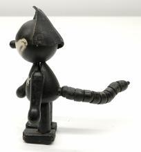 Lot 199: Felix the Cat Wood Jointed Figure