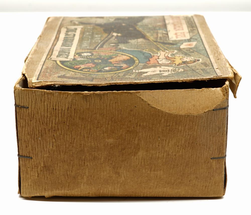 Lot 203: Lehmann Stubborn Donkey Box Only