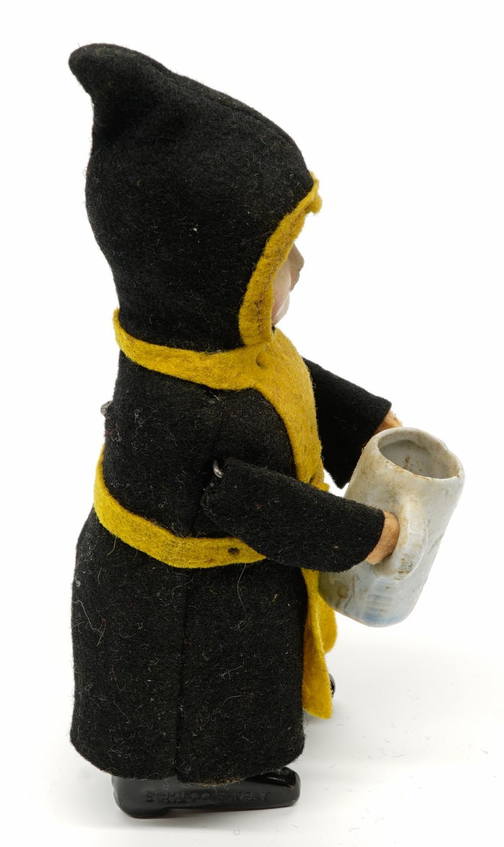 Lot 206: Schuco Beer Drinking Monk
