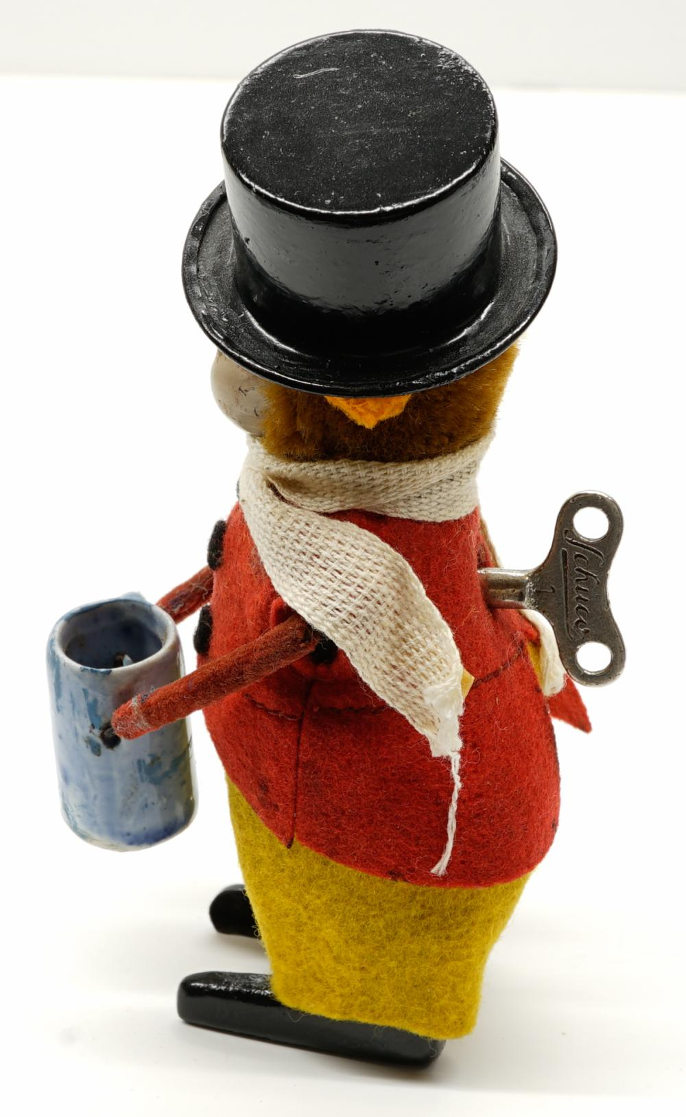 Lot 208: Schuco Beer Drinking Monkey