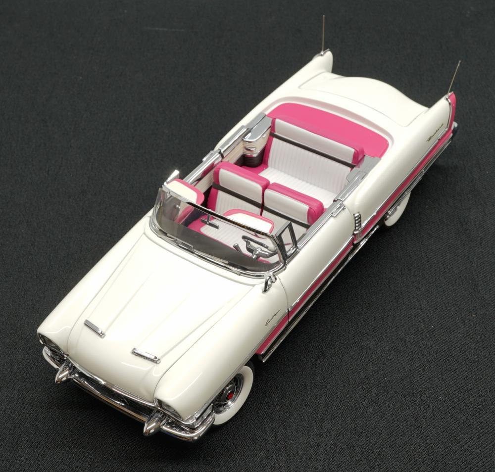 Lot 225: 1955 Packard Caribbean MIB