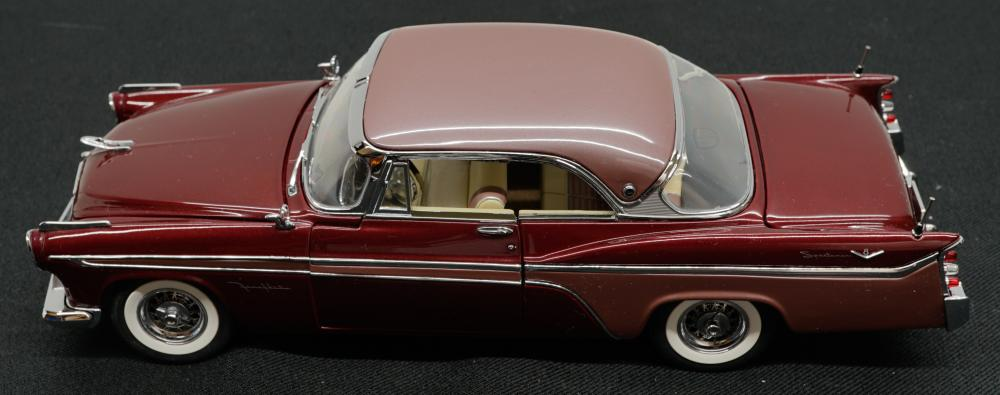 Lot 227: 1956 DeSoto Sportsman Coupe Limited Edition MIB