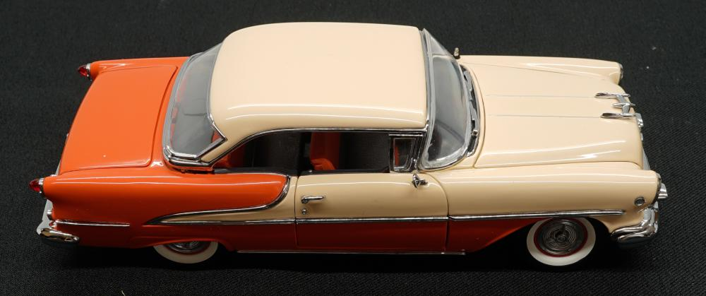 Lot 231: 1955 Oldsmobile Holiday Coupe Limited Edition MIB