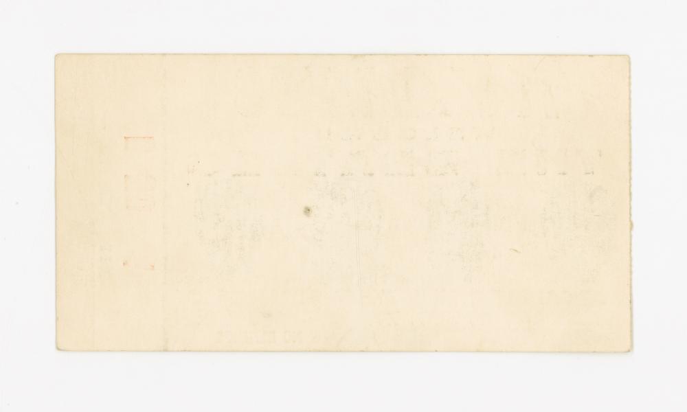 Lot 234: The Beatles Ticket Stub Candlestick Park 1966