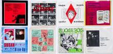 Lot 247: Punk, Post Punk, New Wave (8) 45's
