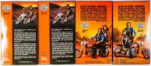 Lot 264: Harley-Davidson Barbie Figures (4) MIB