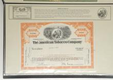 Lot 271A: Collection of American Stock Certificates (27)
