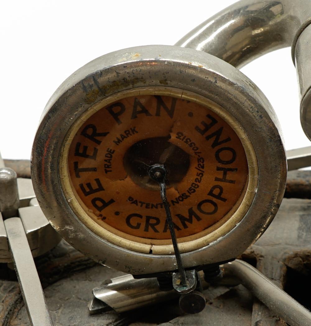 Lot 271: Peter Pan Gramophone