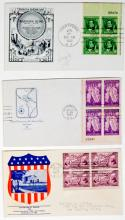 Lot 384: 1931-1940 U.S. First Day Covers (20)