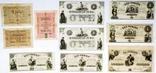 Lot 406: Hungarian Vintage Notes (10)