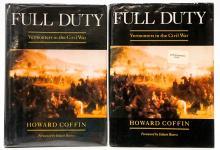 Lot 441: American Civil War (6) Books